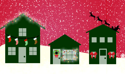 Christmas House & Business Decoration Contests - Staunton Chamber ...